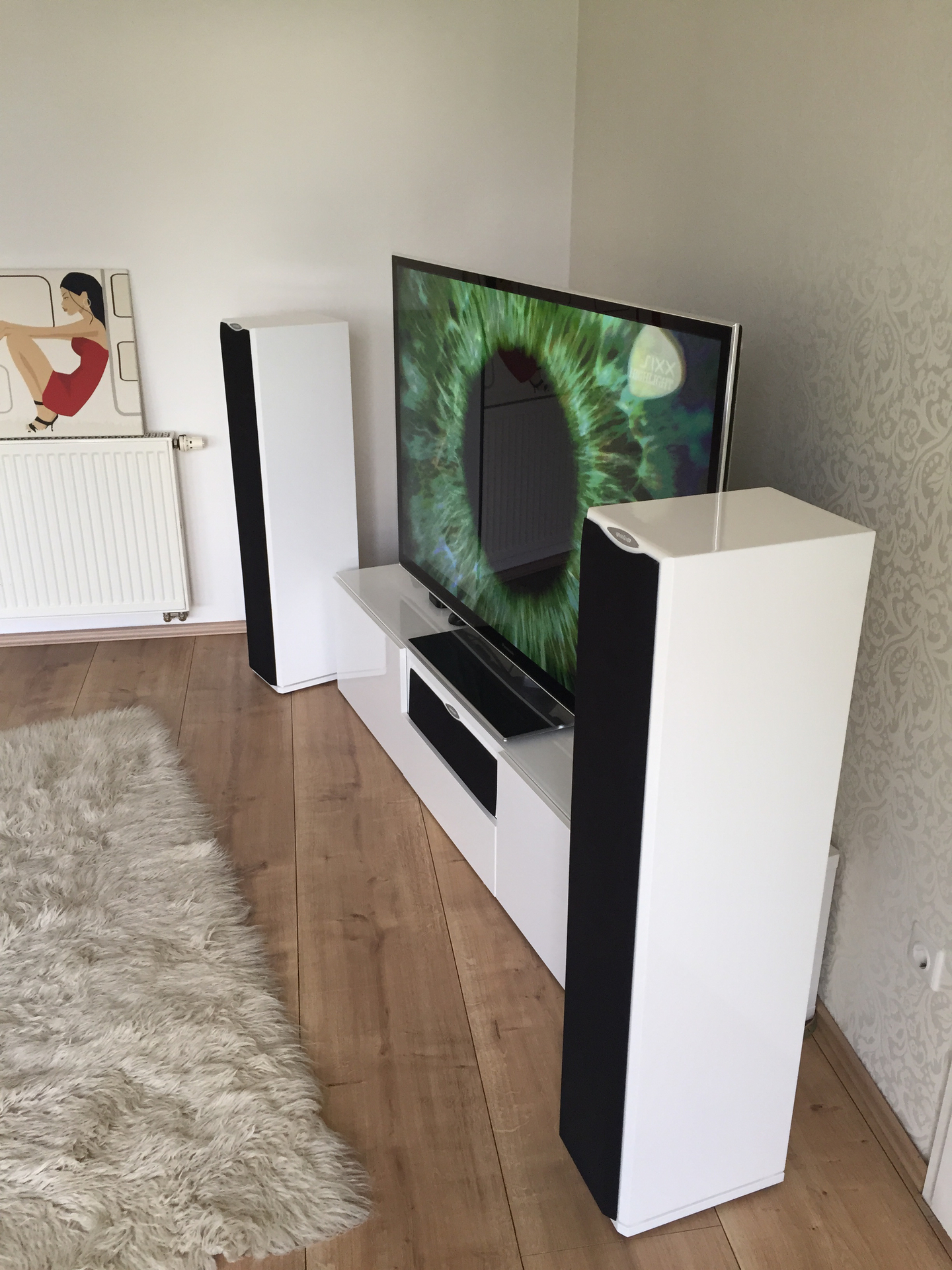 ikea besta tv lowboard besta ikea tvlowboard hifi bildergalerie. Black Bedroom Furniture Sets. Home Design Ideas