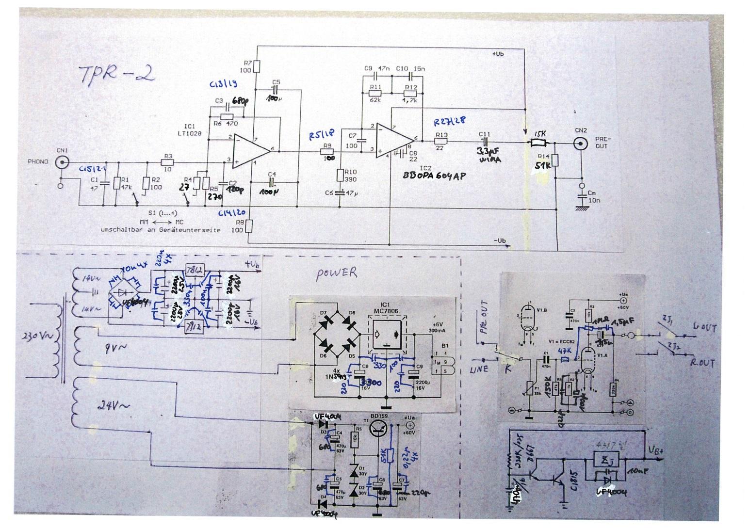 Dynavox TPR-2, Röhrengeräte - HIFI-FORUM (Seite 8)