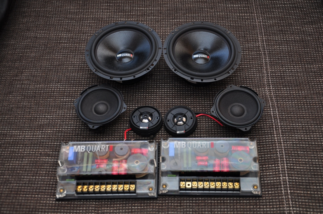 MB Quart QM, Competition Series, 3-Wege-System | 3wegesystem ...