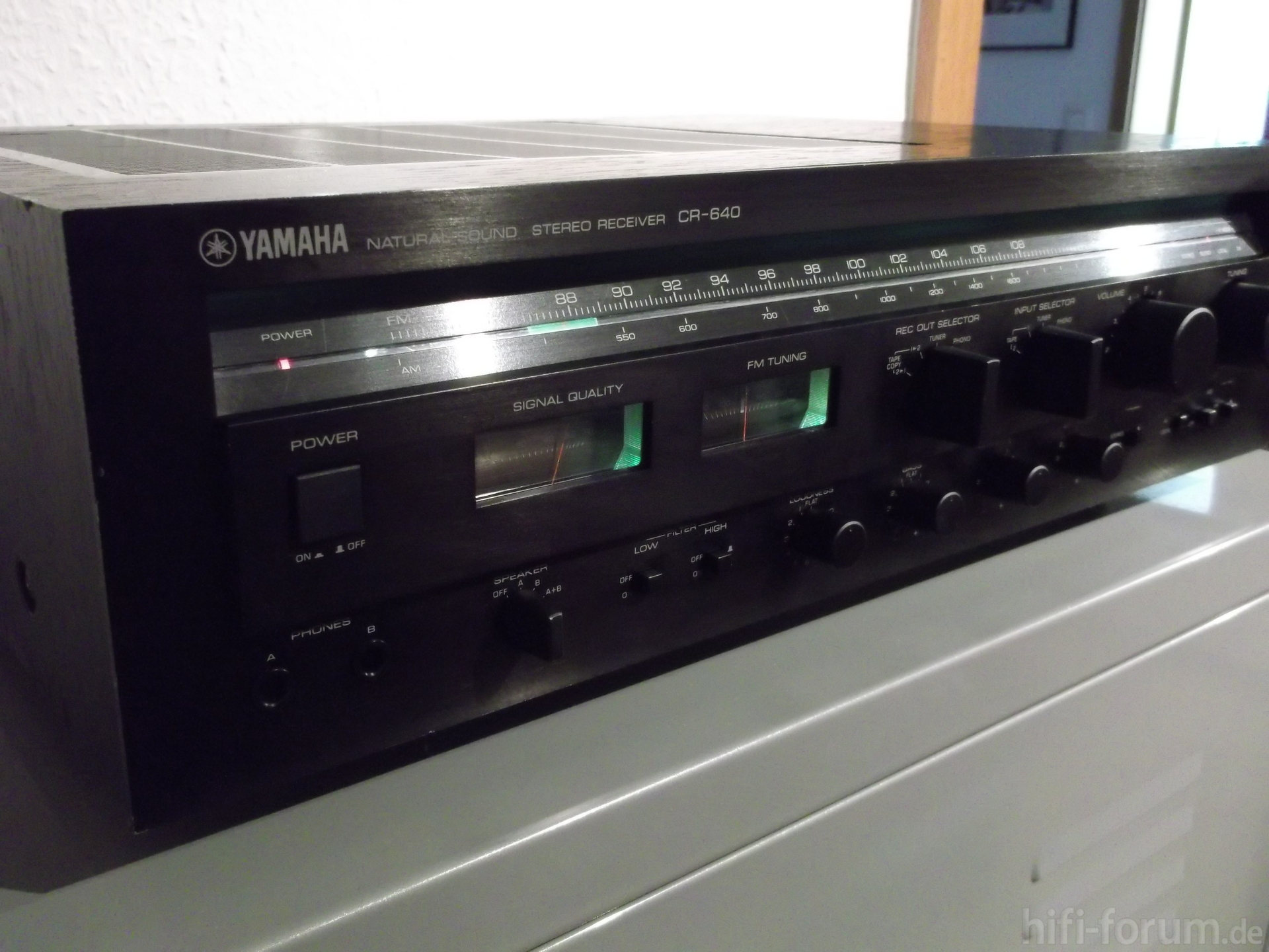 Yamaha Cr Stereo Receiver