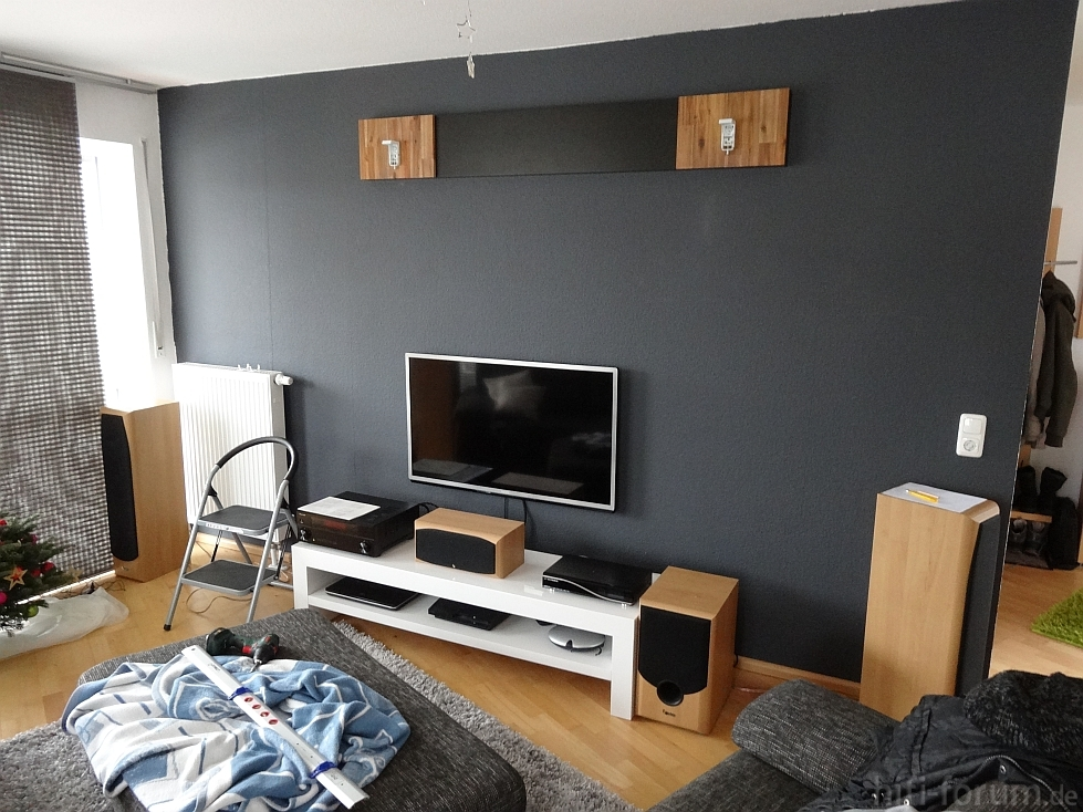 abstandshalter zur wand wand hifi bildergalerie. Black Bedroom Furniture Sets. Home Design Ideas