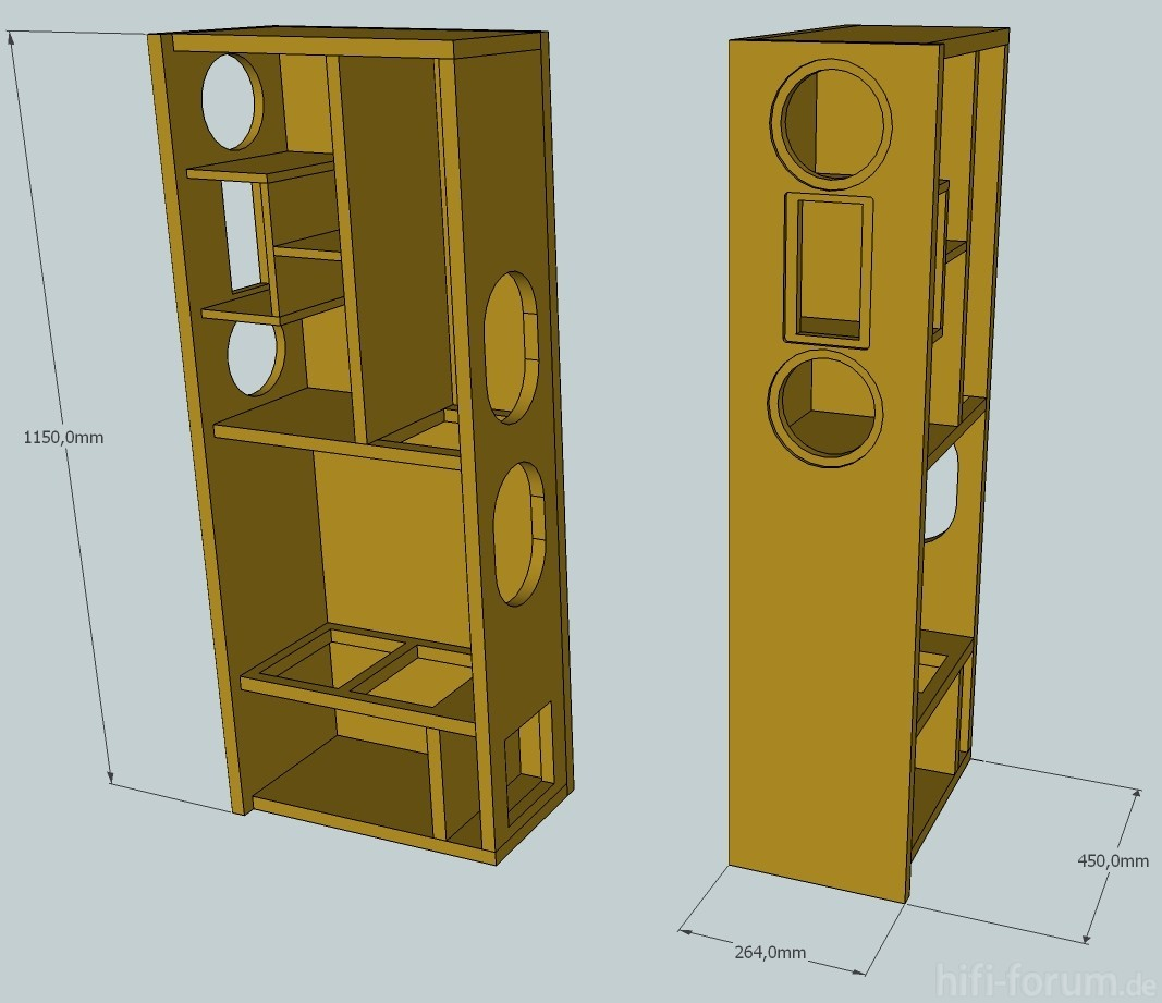 triptychon modifiziert hifi bildergalerie. Black Bedroom Furniture Sets. Home Design Ideas