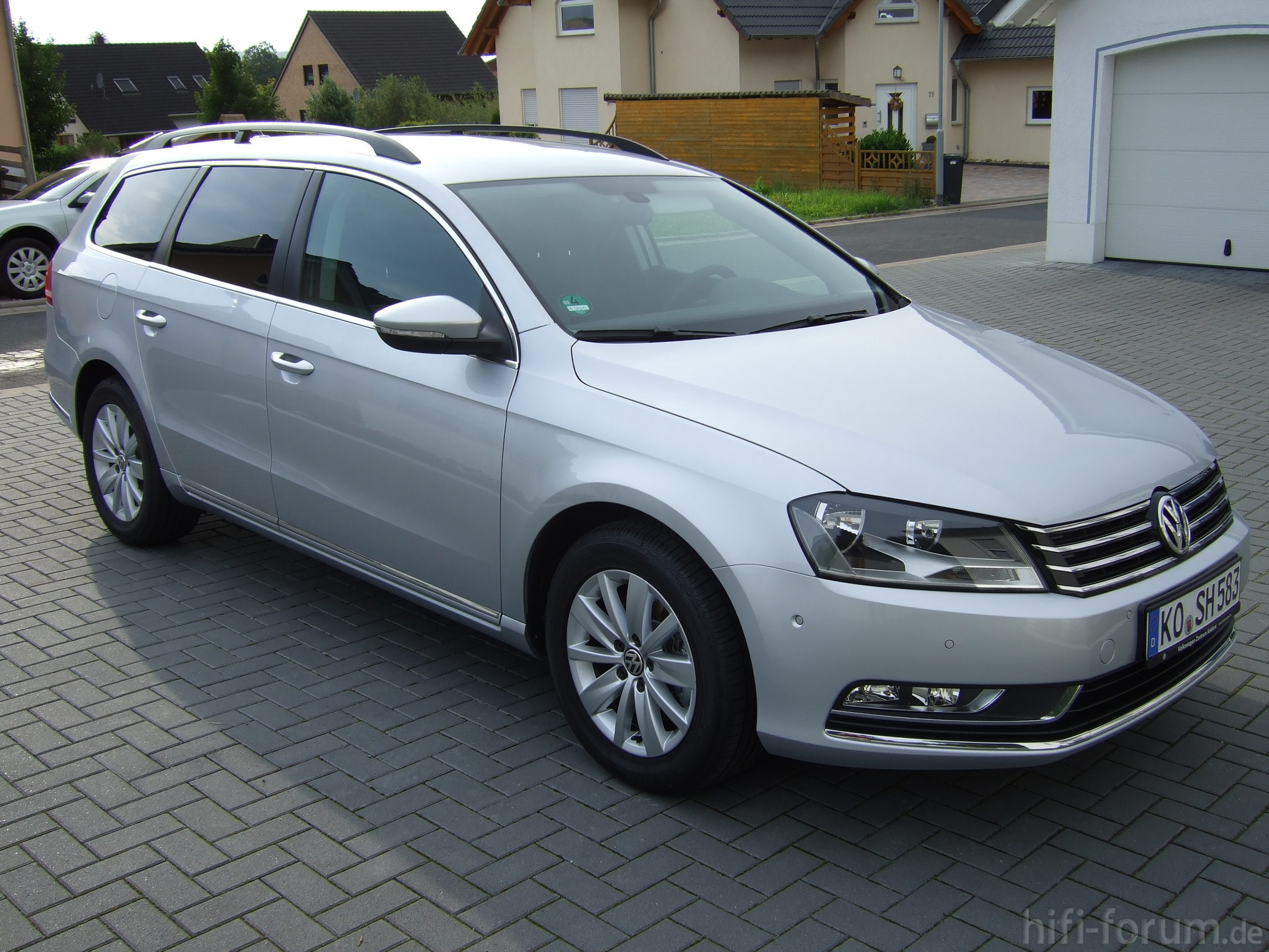 passat b7 variant 2 0 tdi bmt comfortline b7 bmt comfortline passat tdi variant hifi. Black Bedroom Furniture Sets. Home Design Ideas
