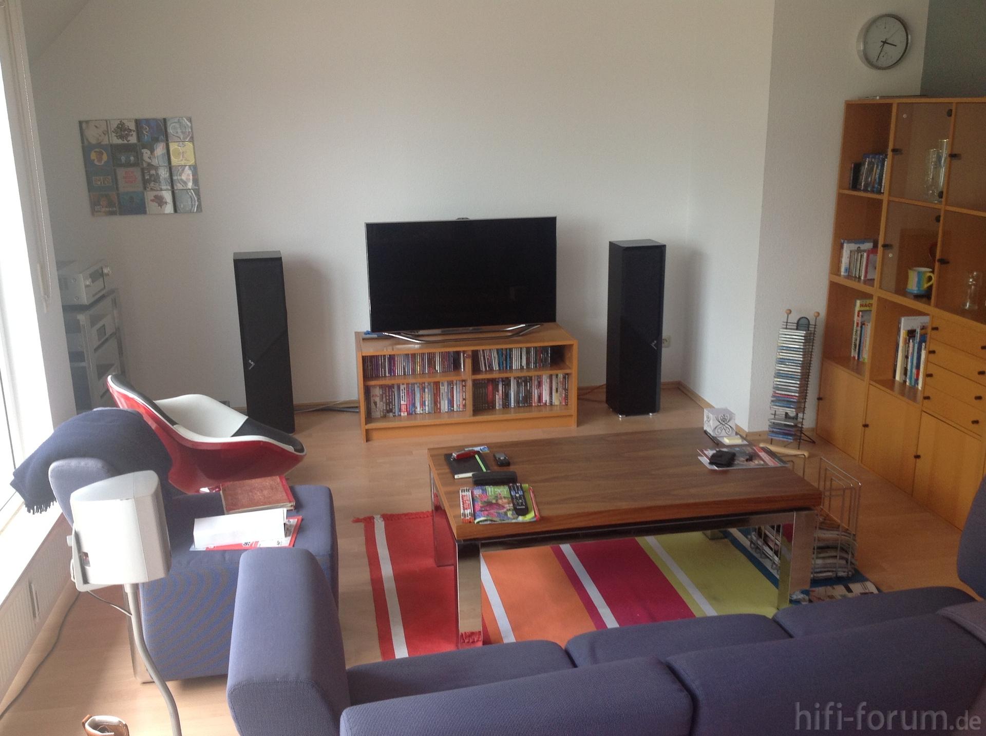 Mein Wohnzimmer Mit Anlage Anlage Lautsprecher Stereo