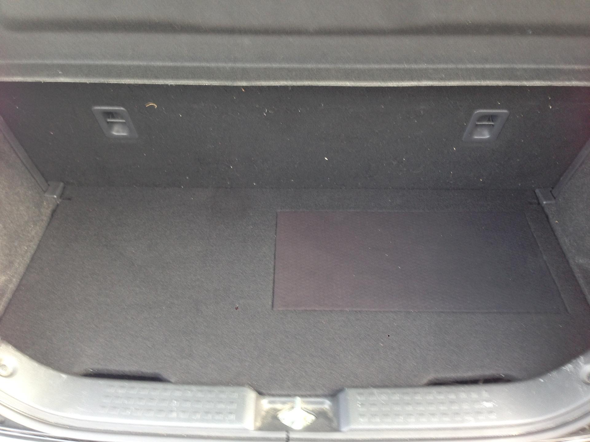 Suzuki Swift Kofferraum Abdeckung