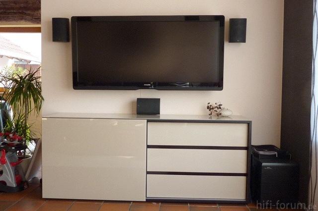 meine fernsehecke fernsehecke hifi bildergalerie. Black Bedroom Furniture Sets. Home Design Ideas