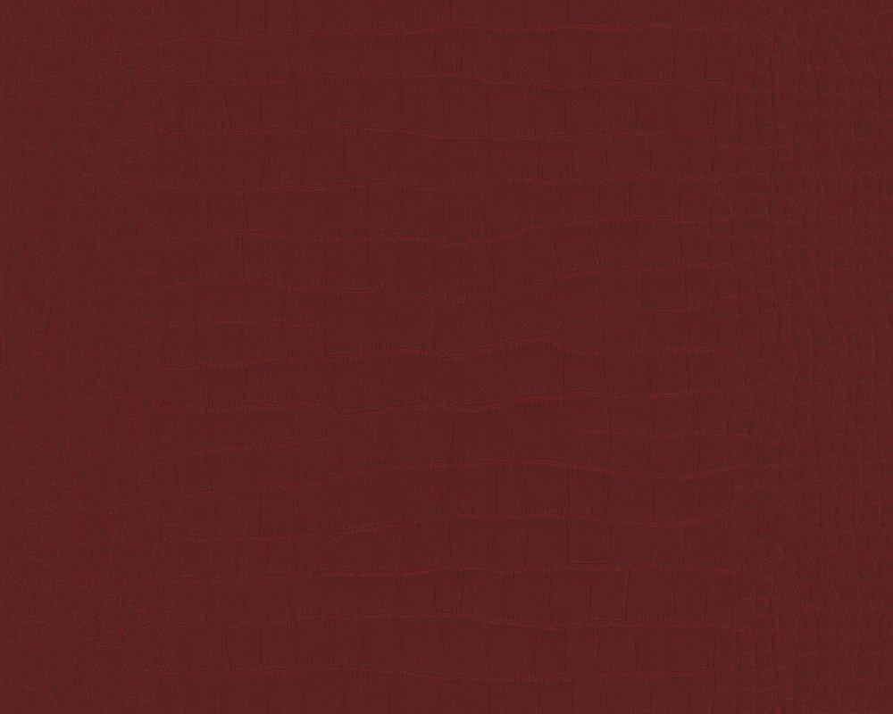 Dunkle Tapete An Welche Wand : Jetzt Auf Die Wand Vorhandene Rote Tapete ,welche M?chte Ich