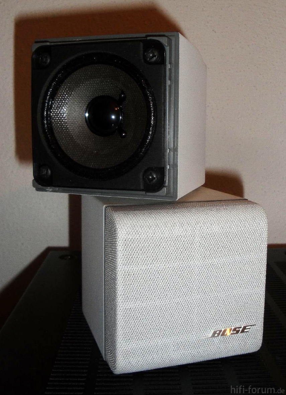 cubes bose acoustimass 5 series ii 1 von 4 acoustimass. Black Bedroom Furniture Sets. Home Design Ideas