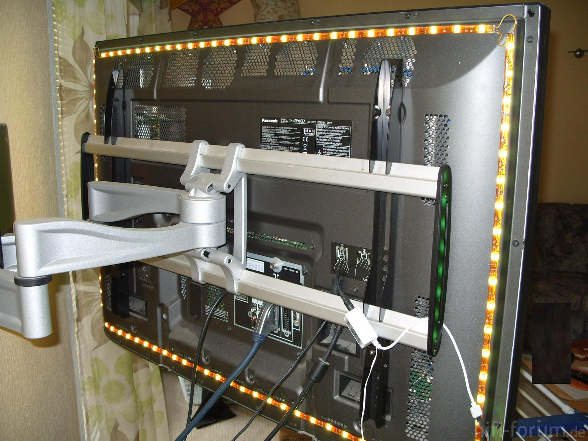 led stripe ledstripe hifi bildergalerie. Black Bedroom Furniture Sets. Home Design Ideas