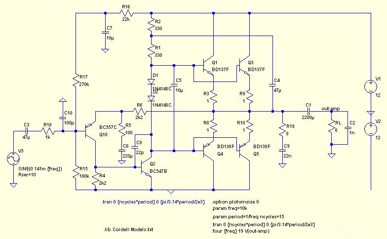 Einfacher Verstärker | doityourself, einfacher, elektronik ...