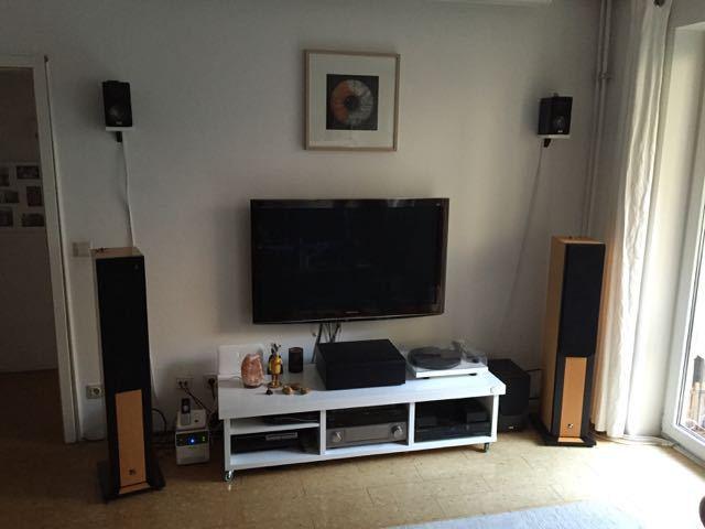 Wohnzimmer wohnzimmer hifi bildergalerie - Audio anlage wohnzimmer ...