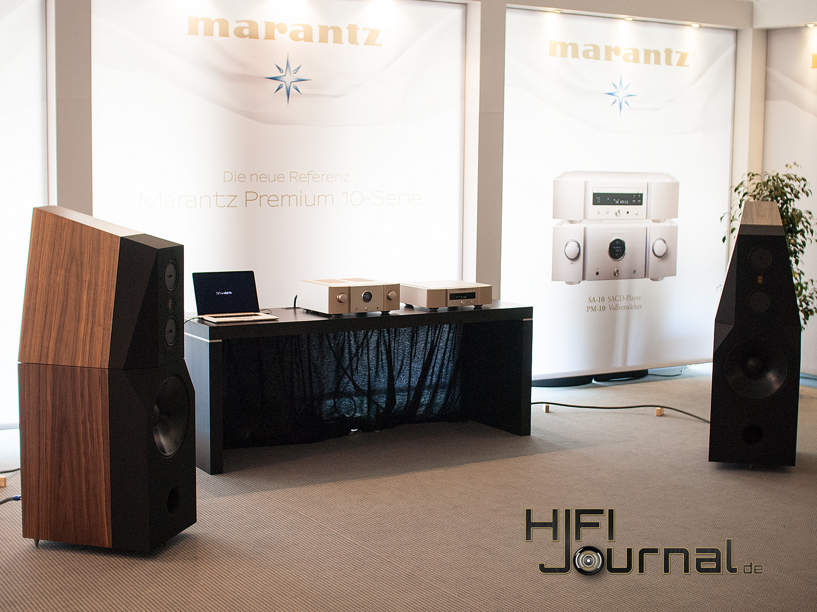 Marantz PM 10 SA 10 High End 2016 | elektronik, stereo | hifi-forum