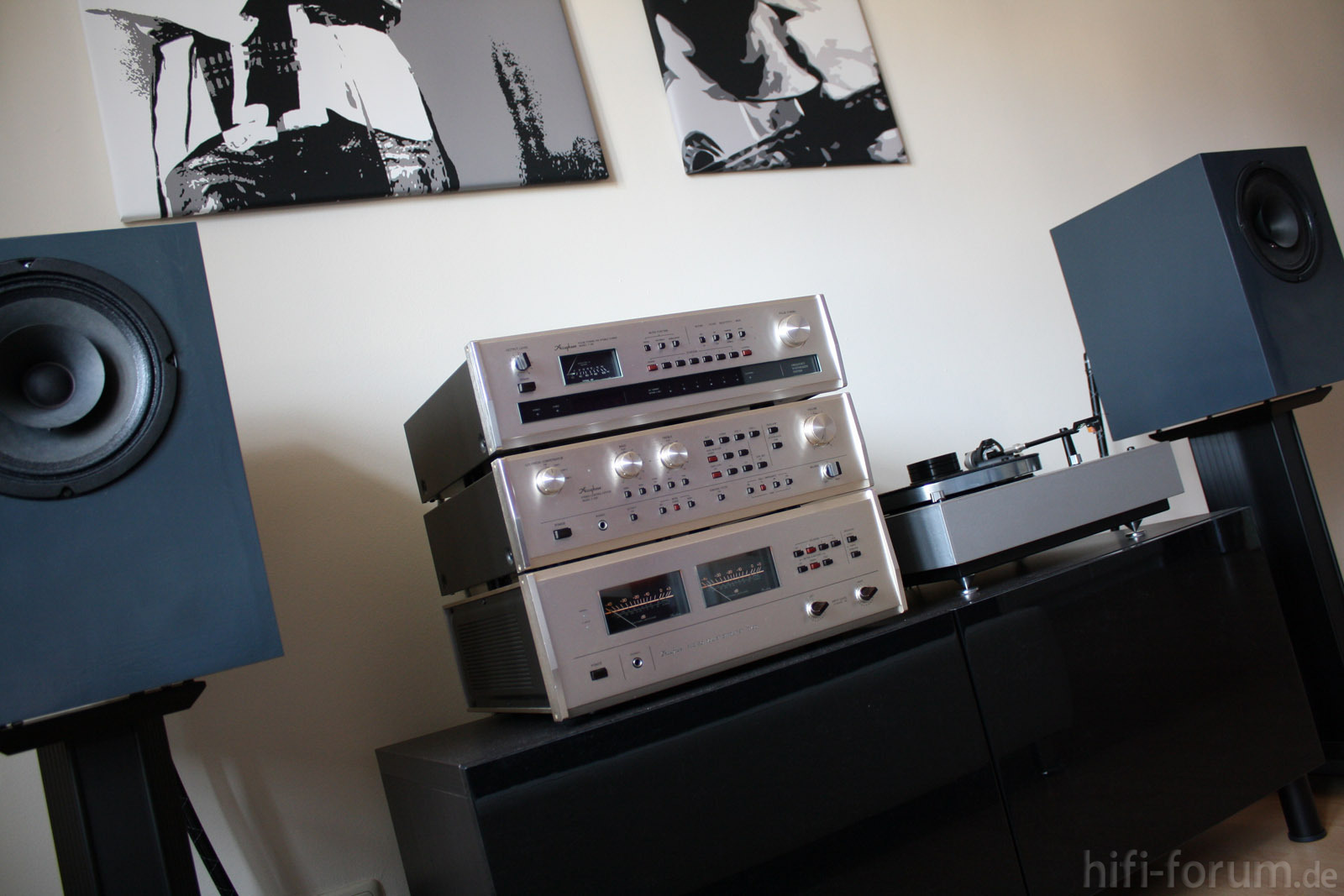 15 hifiklassiker stereo hifi bildergalerie. Black Bedroom Furniture Sets. Home Design Ideas