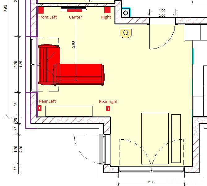 5 1 f r wohnzimmer wohnzimmer hifi bildergalerie for Wohnzimmer 5 1