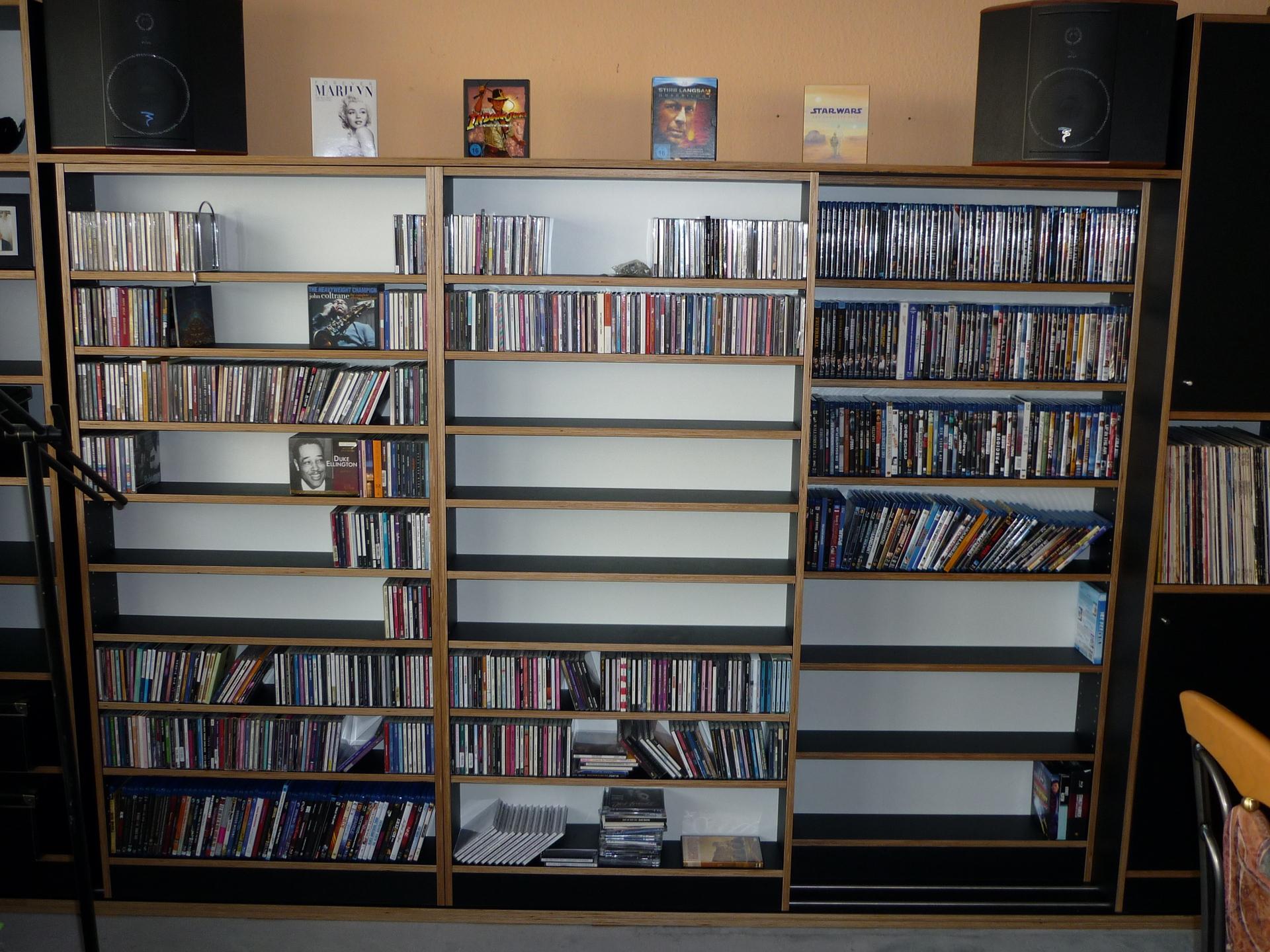 CD DVD Blu Ray Regal | blu, cd, dvd, ray, regal, tuning ...