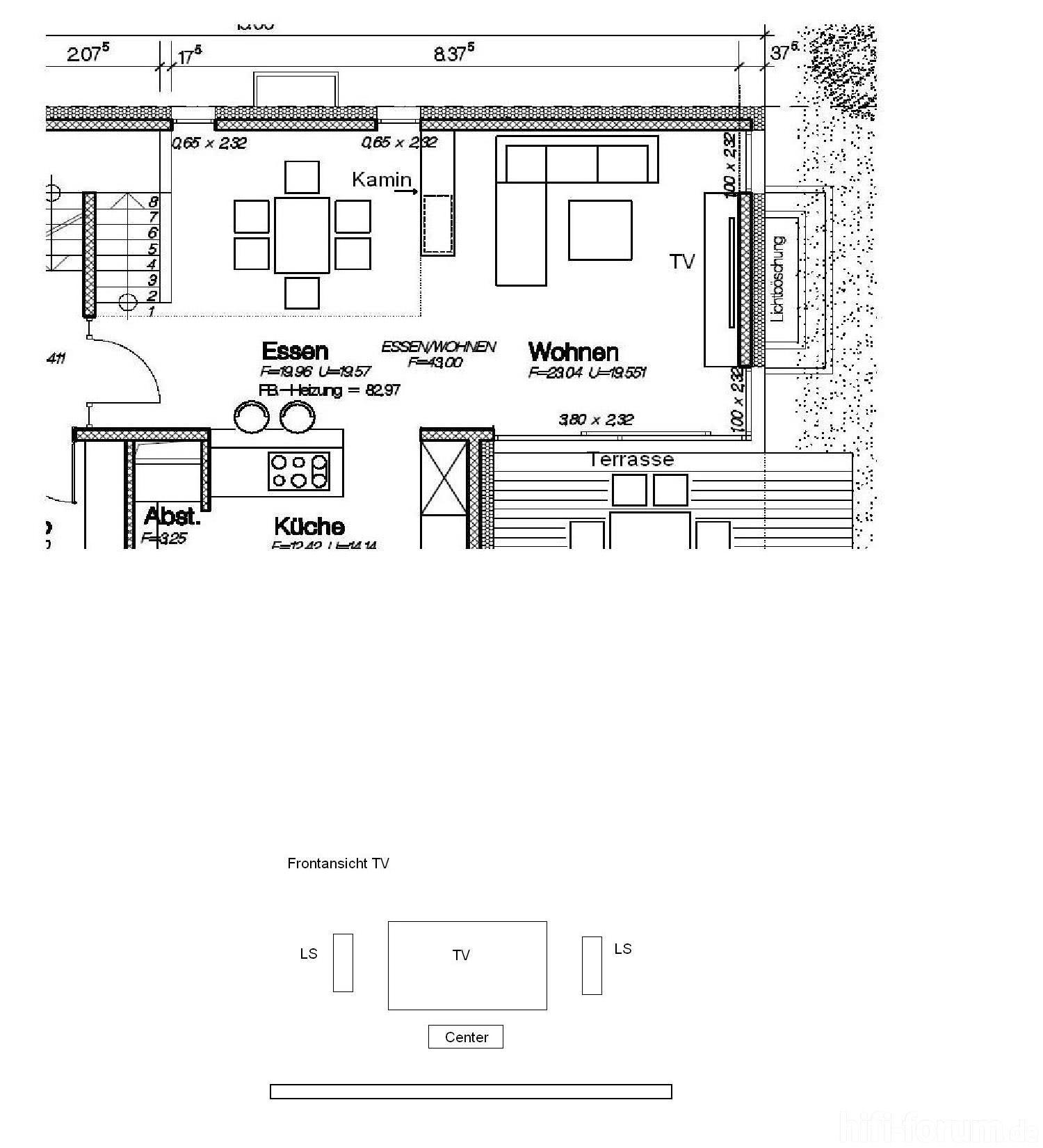 Wohnzimmerplan | heimkino, komplettsysteme, surround, wohnzimmerplan ...