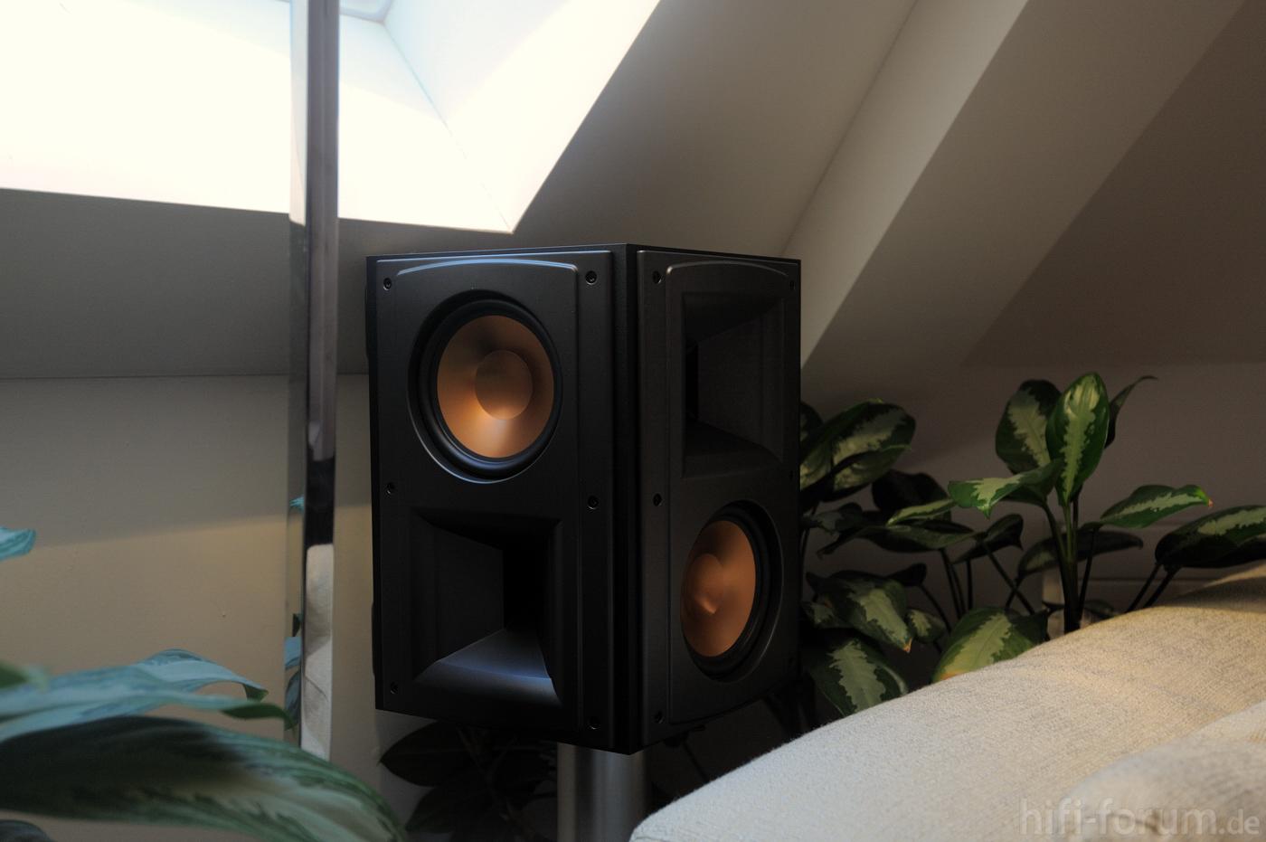 klipsch reference rs 62 klipsch reference rs62 hifi bildergalerie. Black Bedroom Furniture Sets. Home Design Ideas