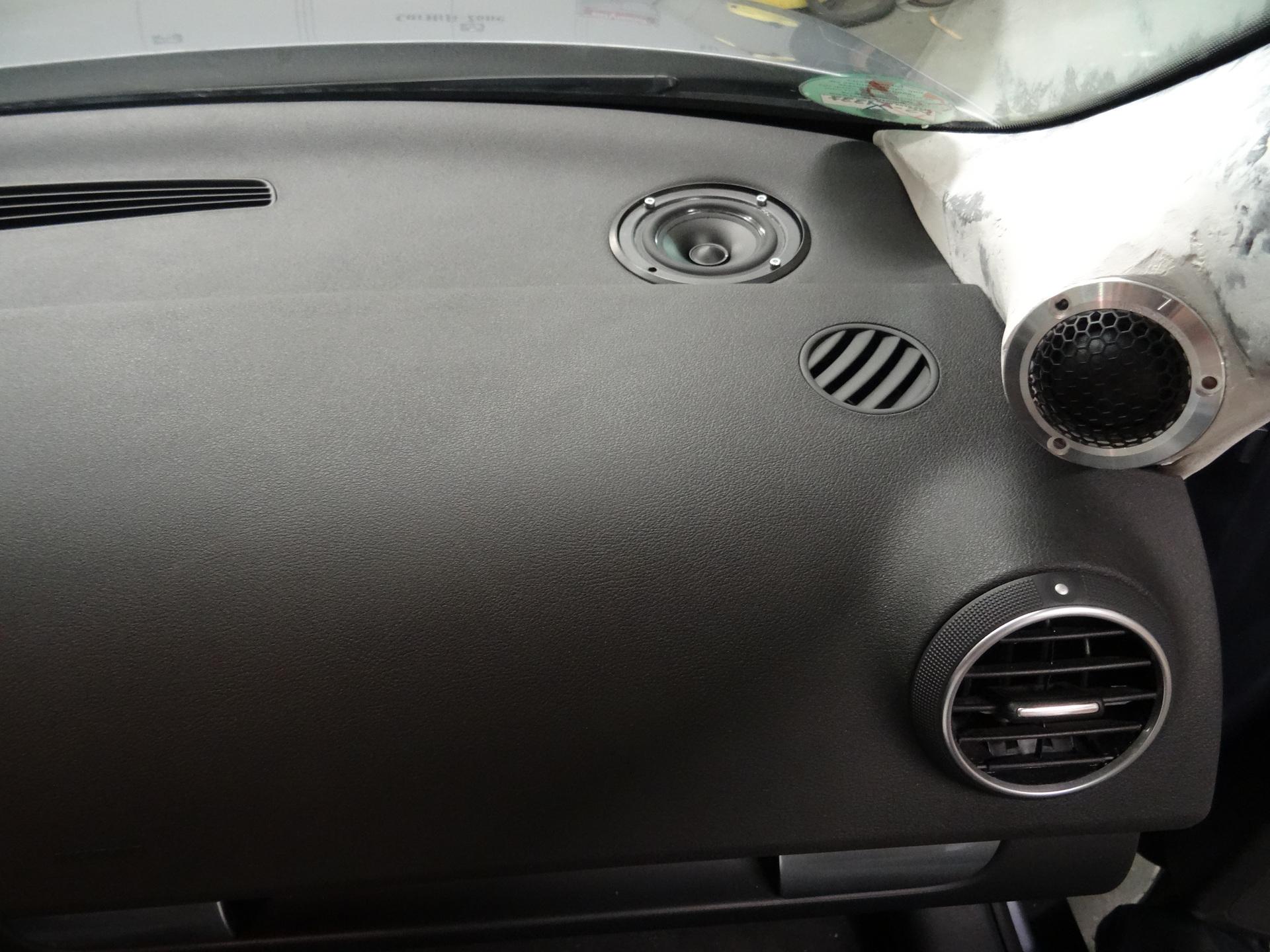 Umbau Armaturenbrett Mitteltöneraufnahme Audi A3 8p   8p, a3 ...   {Armaturenbrett audi 16}