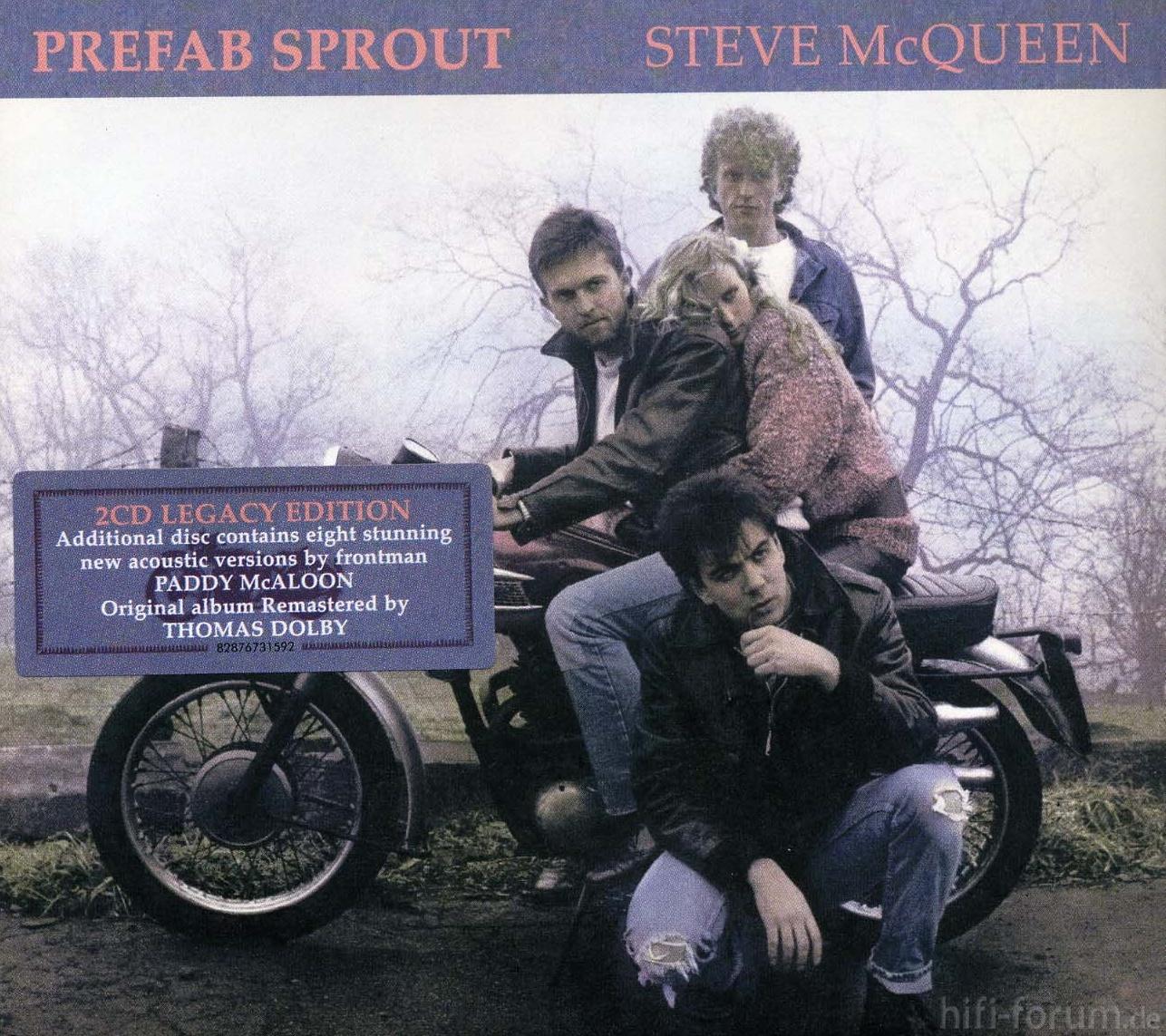 Steve McQueen - - Biography