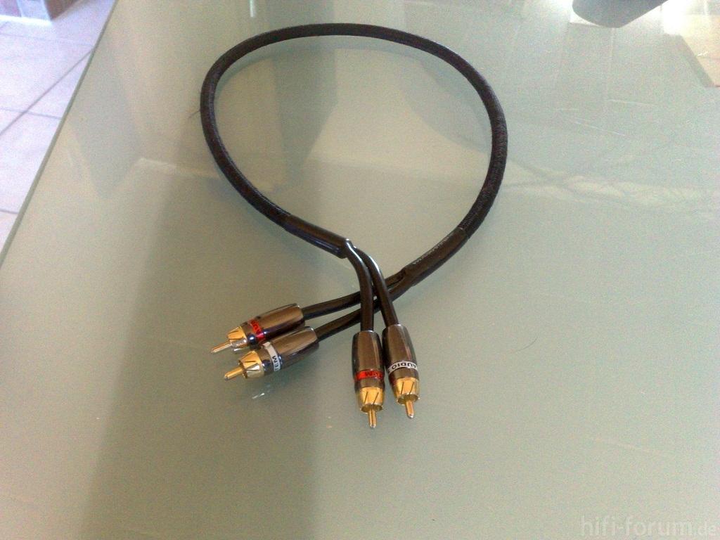 audio system chinch kabel audio chinch kabel system hifi bildergalerie. Black Bedroom Furniture Sets. Home Design Ideas
