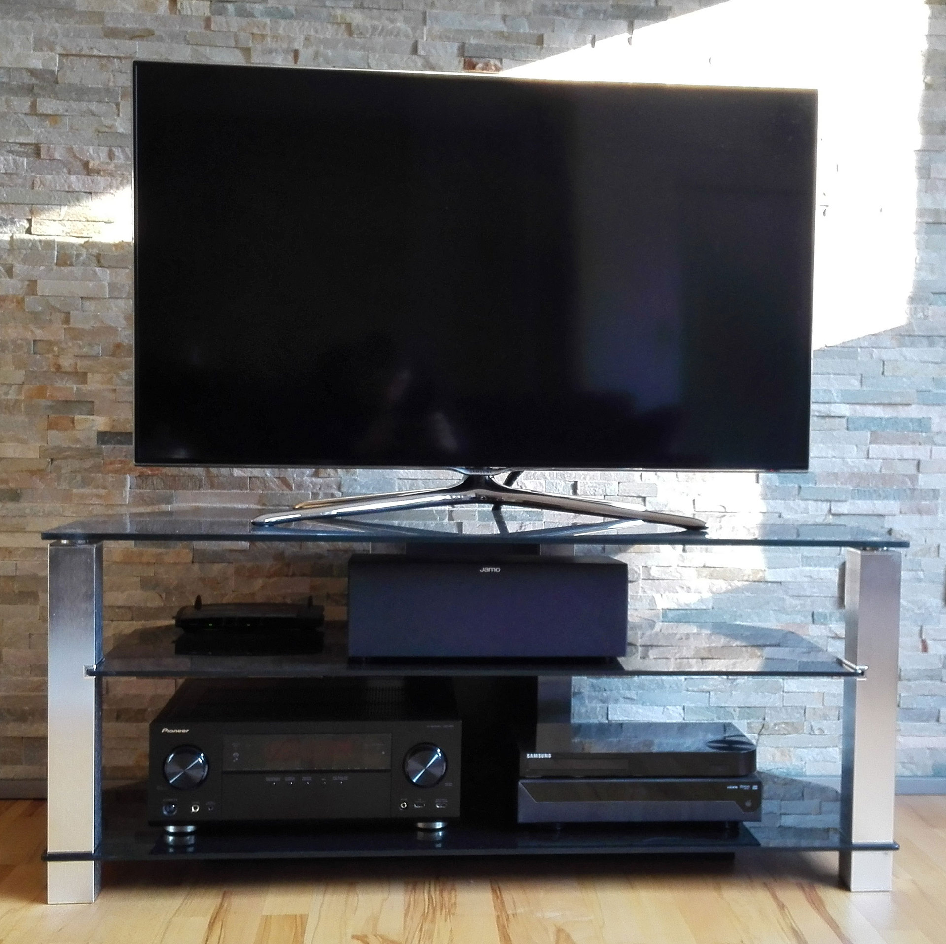 tv rack rack tv hifi bildergalerie. Black Bedroom Furniture Sets. Home Design Ideas