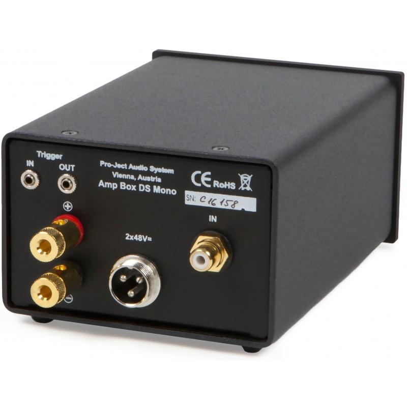 pj bd ampboxdsmono back elektronik stereo hifi bildergalerie. Black Bedroom Furniture Sets. Home Design Ideas