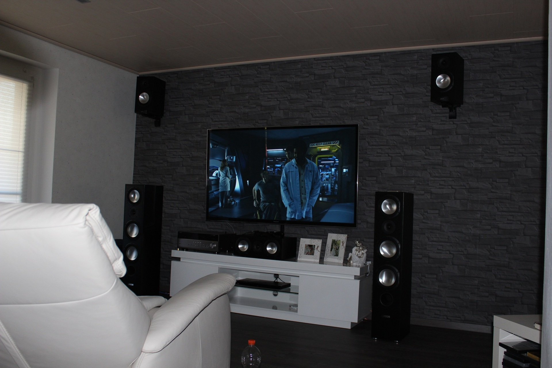 wohnzimmerkino von lumich heimkino surround. Black Bedroom Furniture Sets. Home Design Ideas