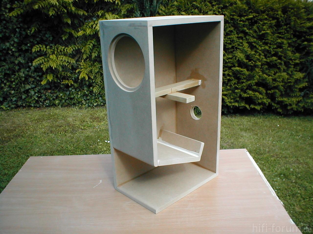 visaton bg17 in br mit hornkehle 1 bg17 br. Black Bedroom Furniture Sets. Home Design Ideas