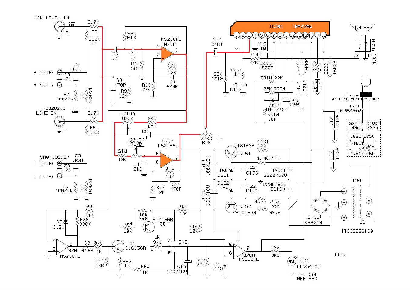 Bazooka Bass Tube Wiring Diagram Free For You Speaker Amp Tower Installing 10 Schematics