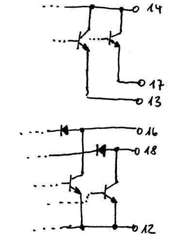 электросхема реле стартера