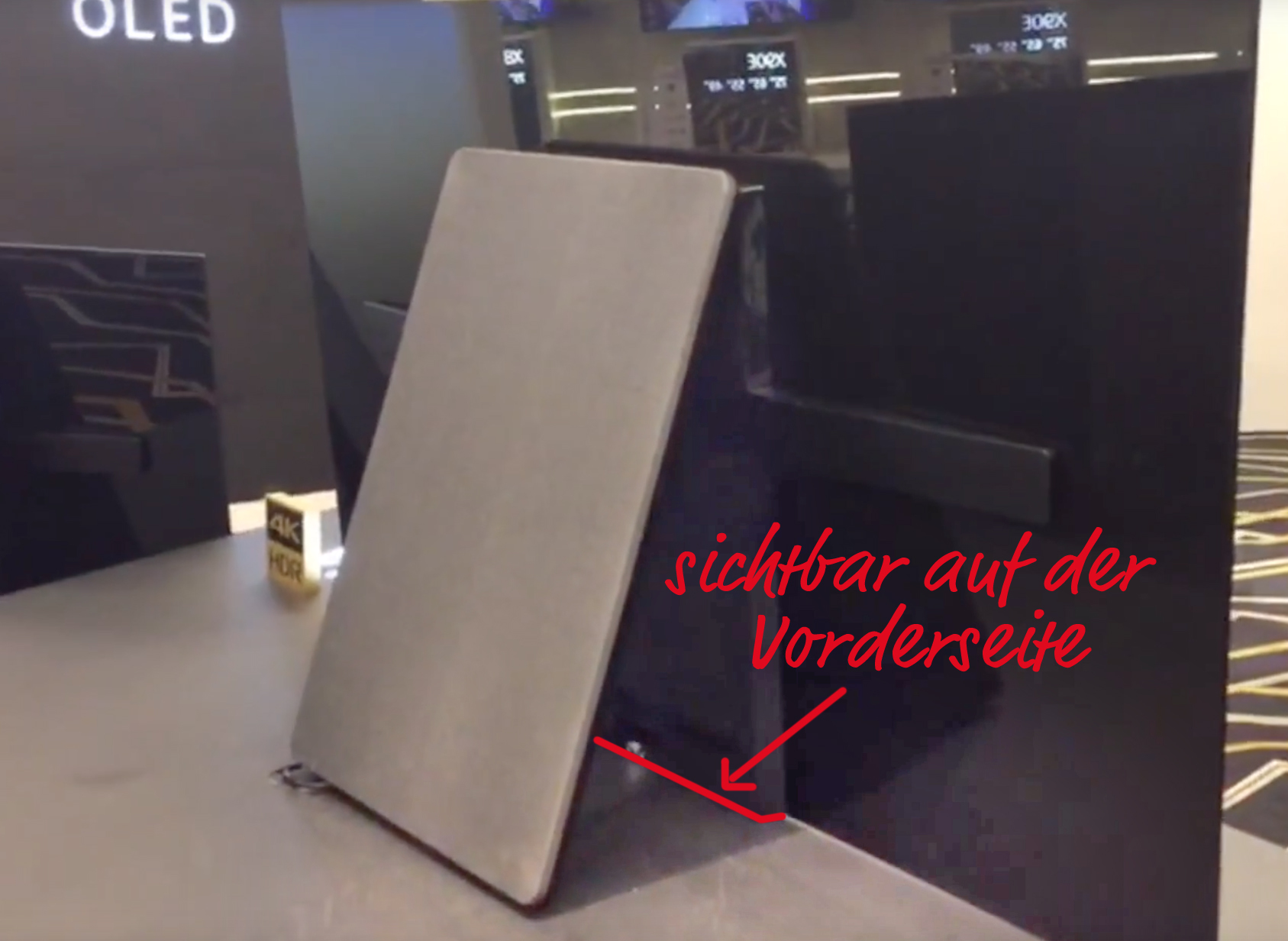 Sony Oled A1 Standfuss 2 A1 Oled Sony Standfuss