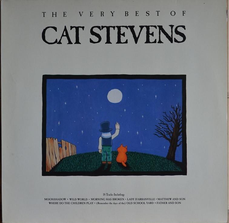 Werbung Cat Stevens