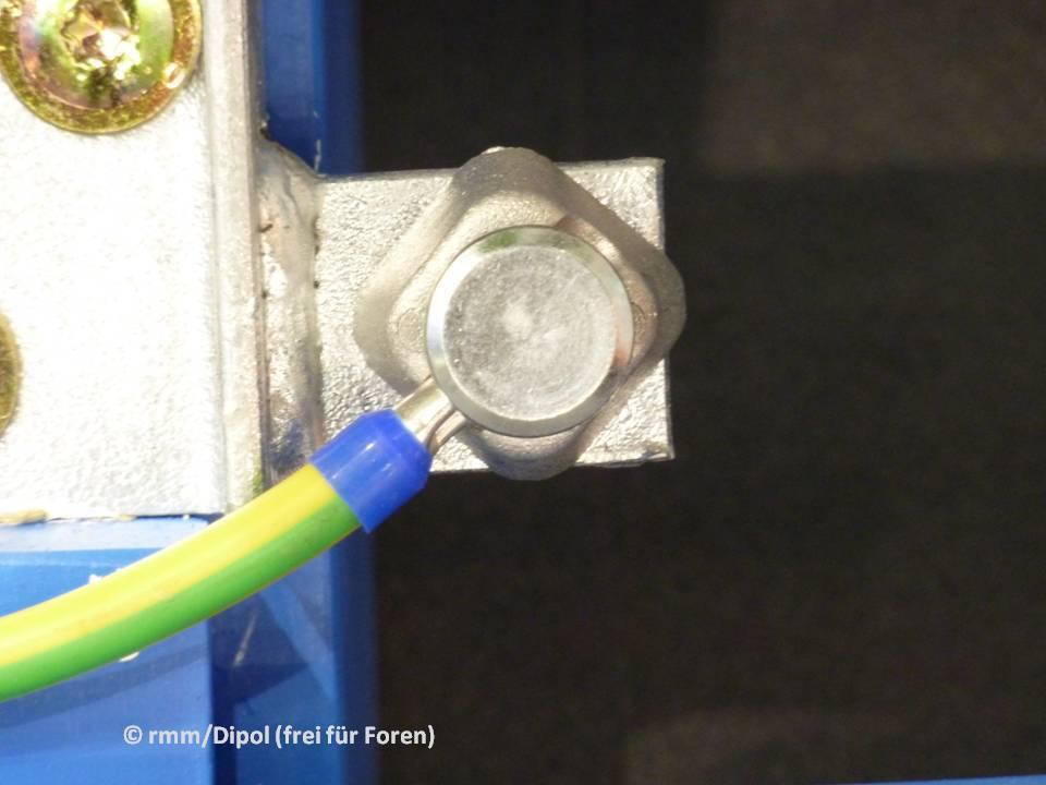 Fixklemme für 50 mm² Draht + 16 mm² Cu [1] | cu, draht, fixklemme ...
