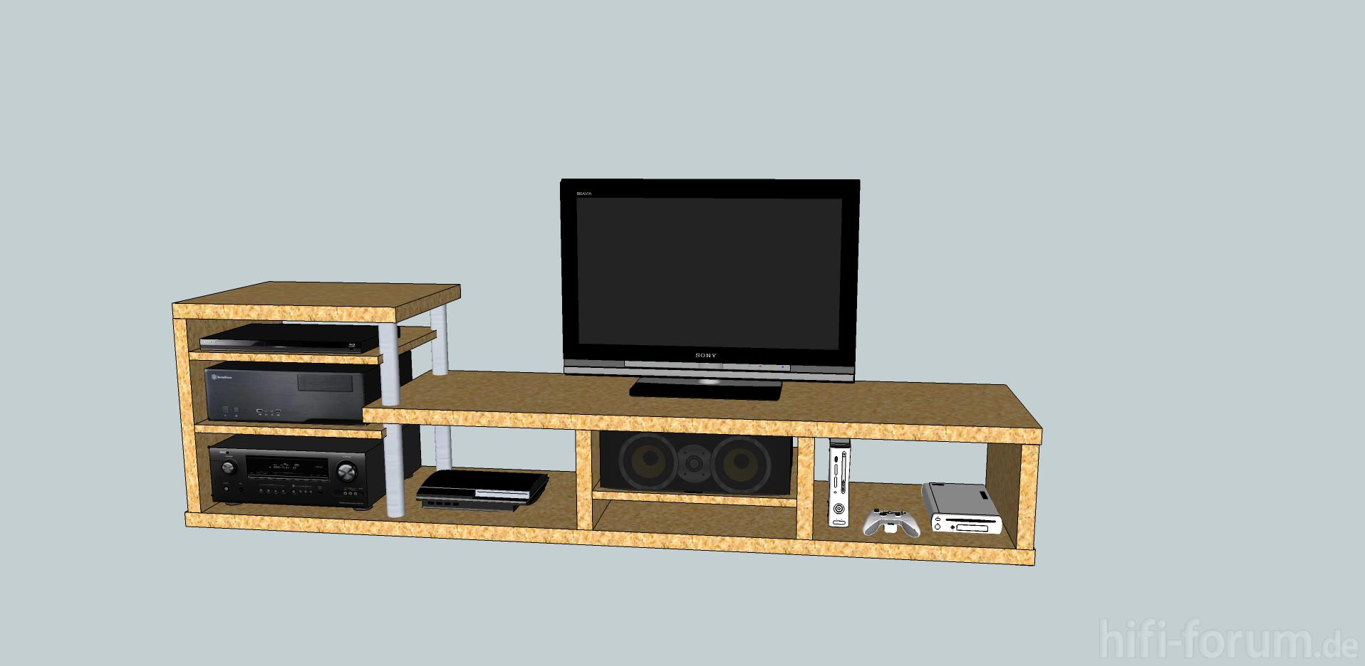 lowboard skizze lowboard skizze hifi. Black Bedroom Furniture Sets. Home Design Ideas