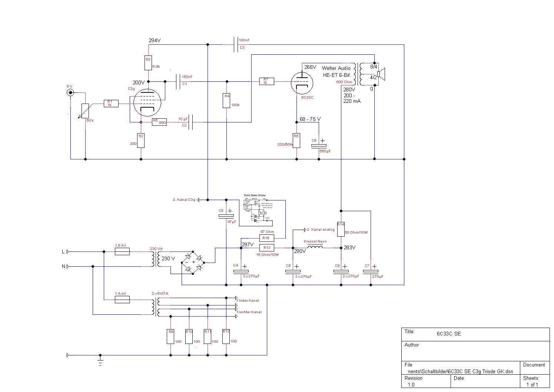 Kombipacket 6c33c Und C3g Rhrengerte Hifi Forum Seite 2 The Fu29 Pushpull Circuit Amplifiercircuit Diagram Se Triode Gk