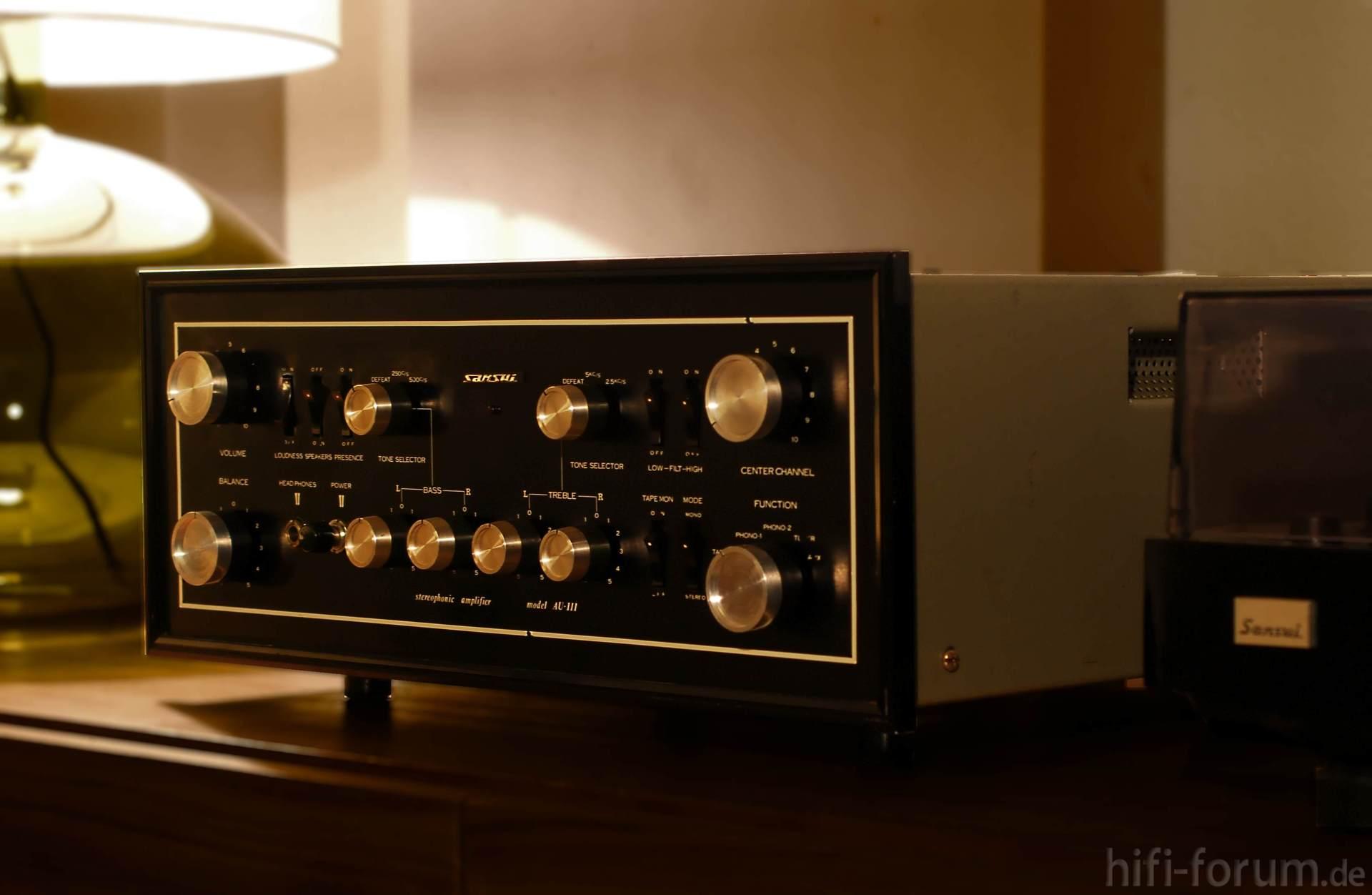 ¿Cual es vuestro amplificador vintage favorito? - Página 2 Sansui-au-111_104778