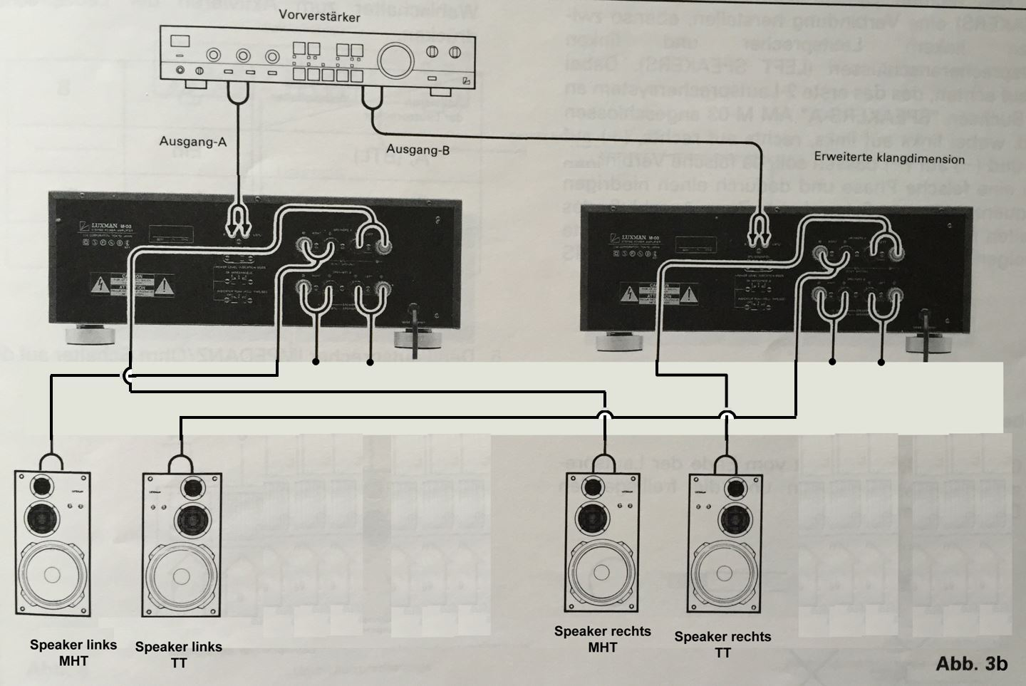 Outstanding Bi Wiring Speakers Diagram Adornment - Everything You ...