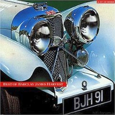Barclay James Harvest Best Of 1991 1991 Barclay Best