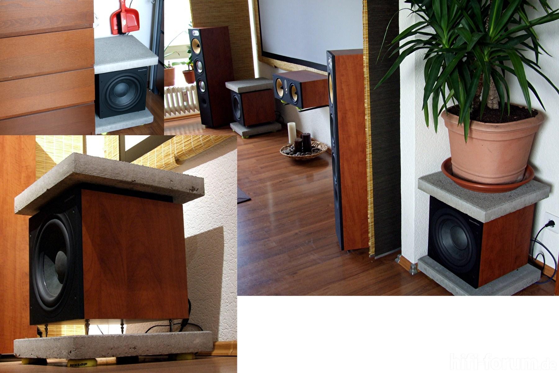 asw 610 aufstellung asw aufstellung lautsprecher stereo hifi bildergalerie. Black Bedroom Furniture Sets. Home Design Ideas