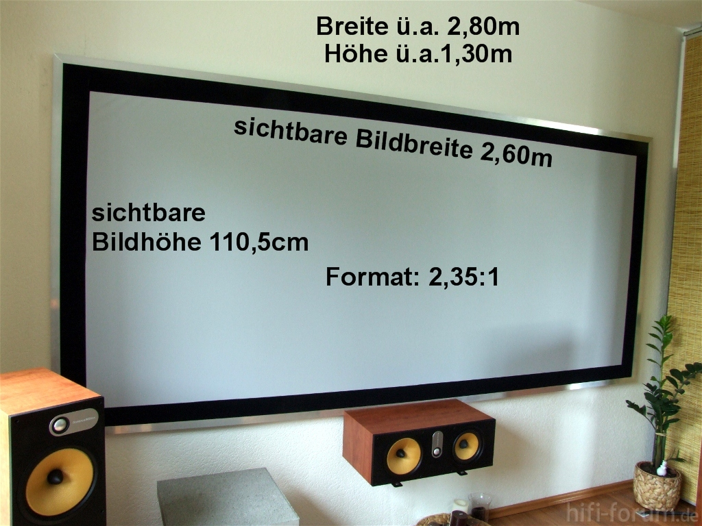 leinwand helmling 21 9 beamer helmling leinwand tv hifi bildergalerie. Black Bedroom Furniture Sets. Home Design Ideas