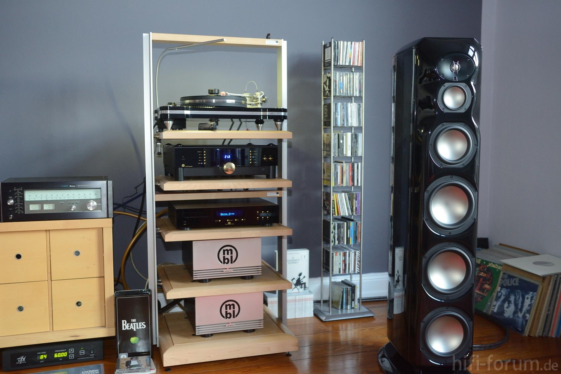 anlage boxen anlage boxen mbl revel sansui vpi hifi bildergalerie. Black Bedroom Furniture Sets. Home Design Ideas