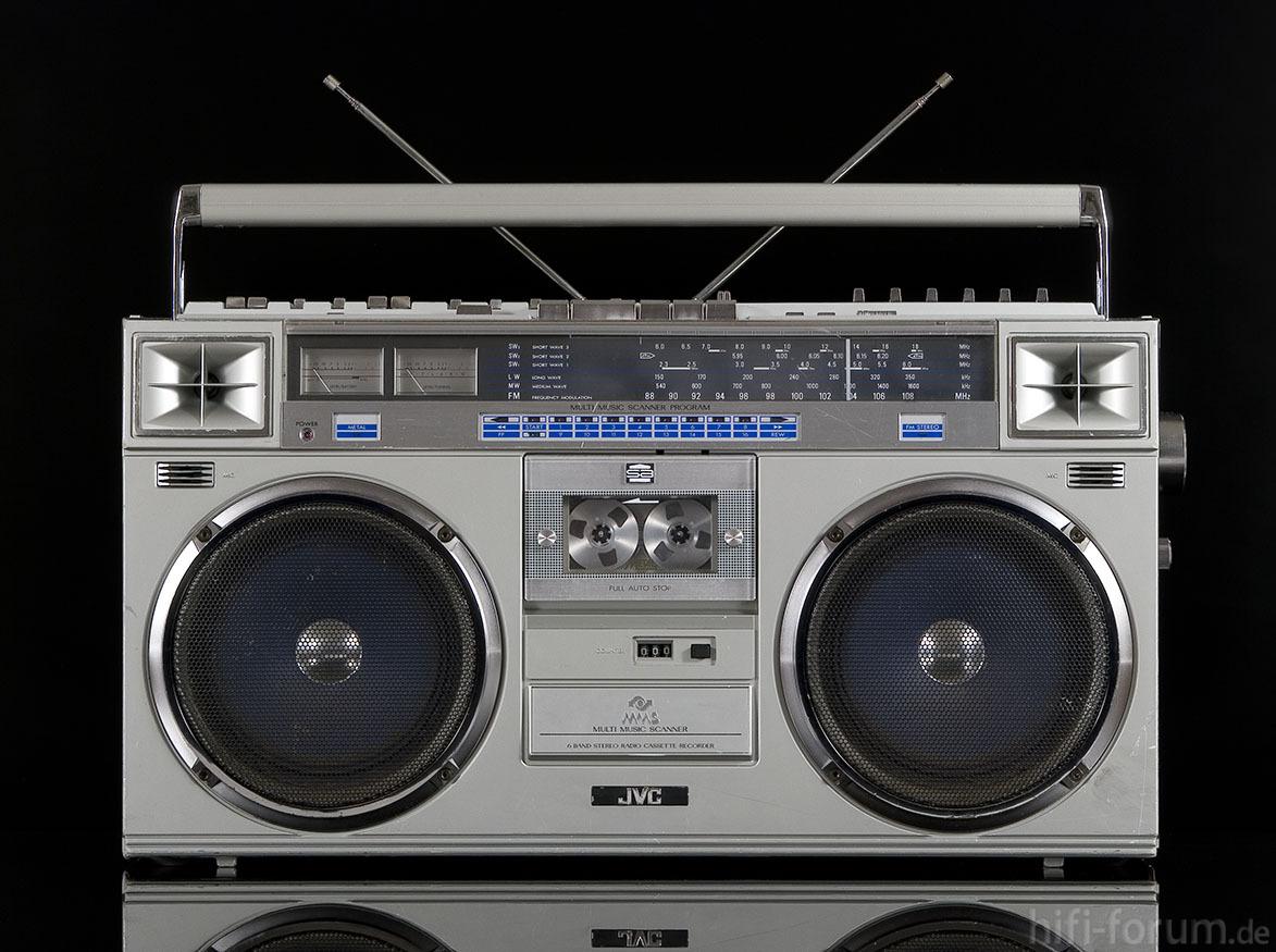 Old Pioneer Car Radio