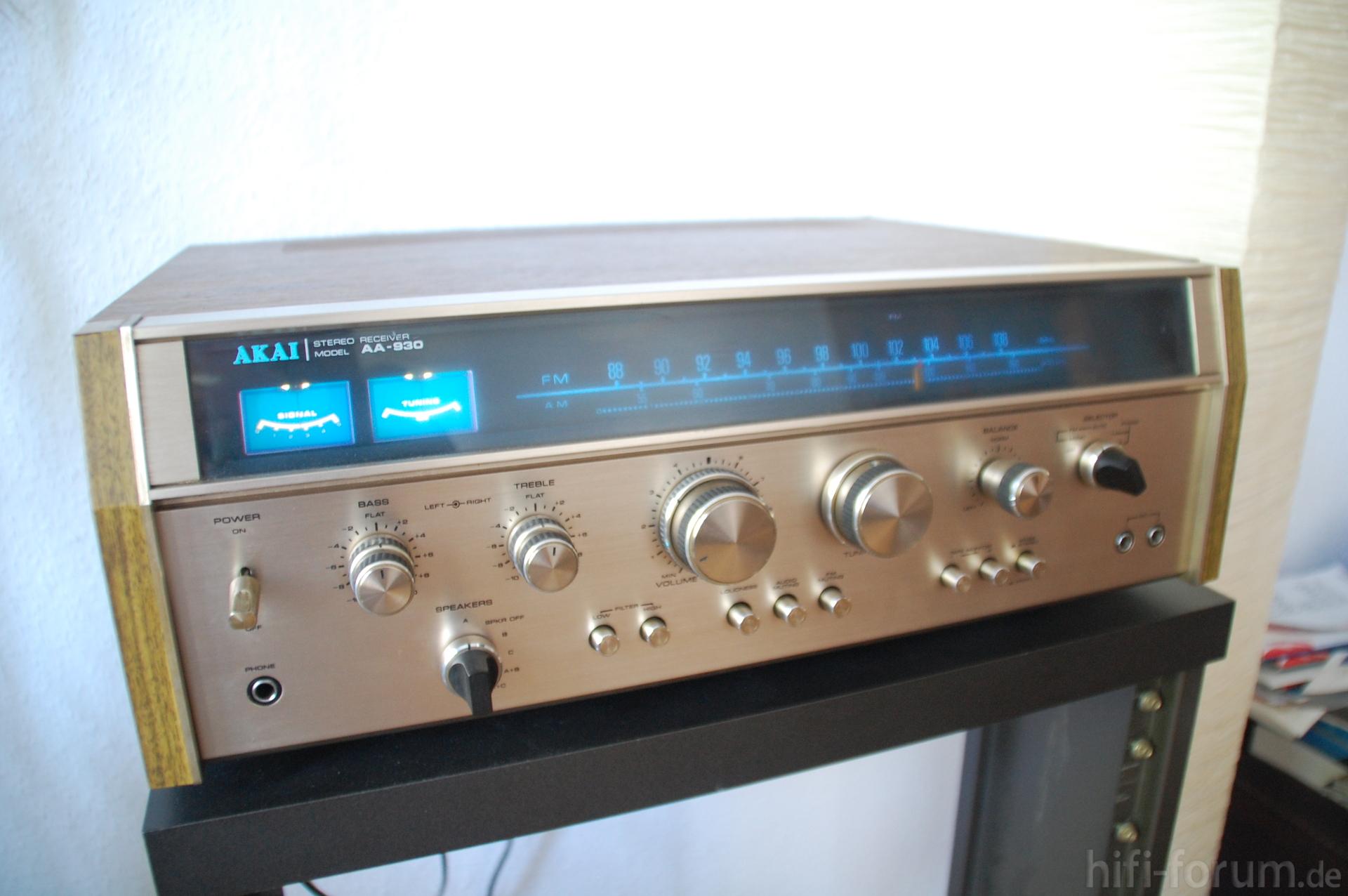Akai Aa 930 002 Hifiklassiker Stereo Hifi