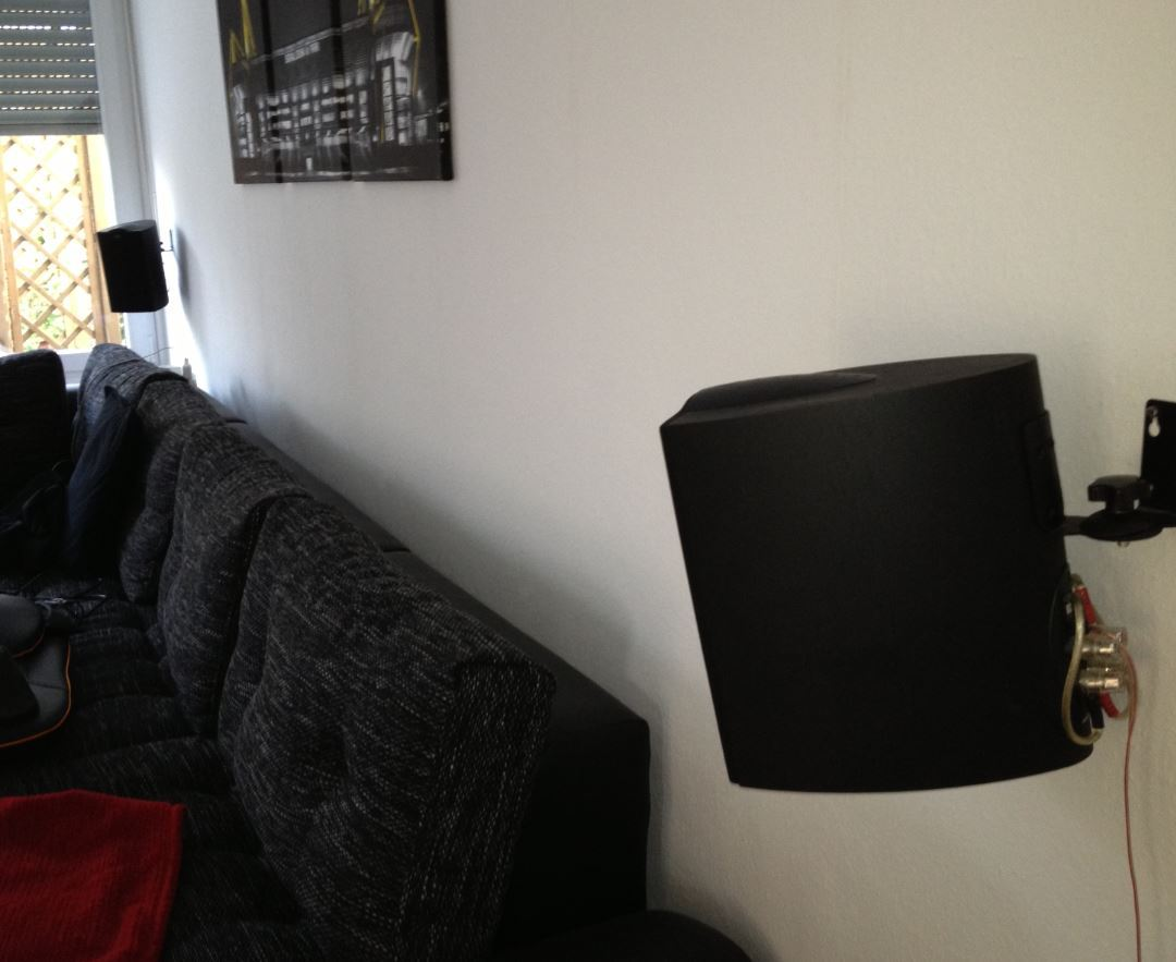 Iq10 wandhalterung iq10 lautsprecher stereo wandhalterung hifi bildergalerie - Hifi wandhalterung ...
