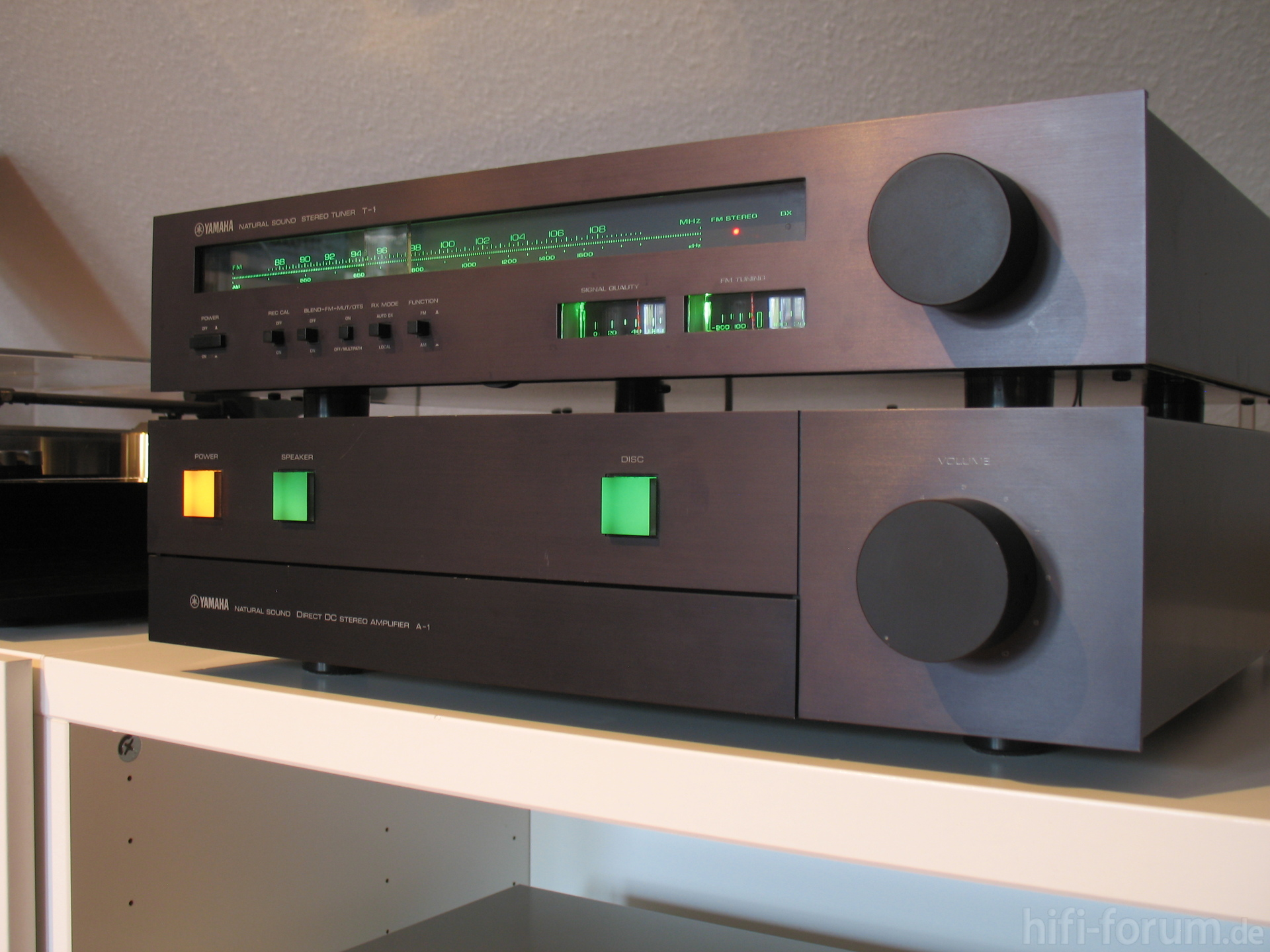 Yamaha Integrated Amplifier