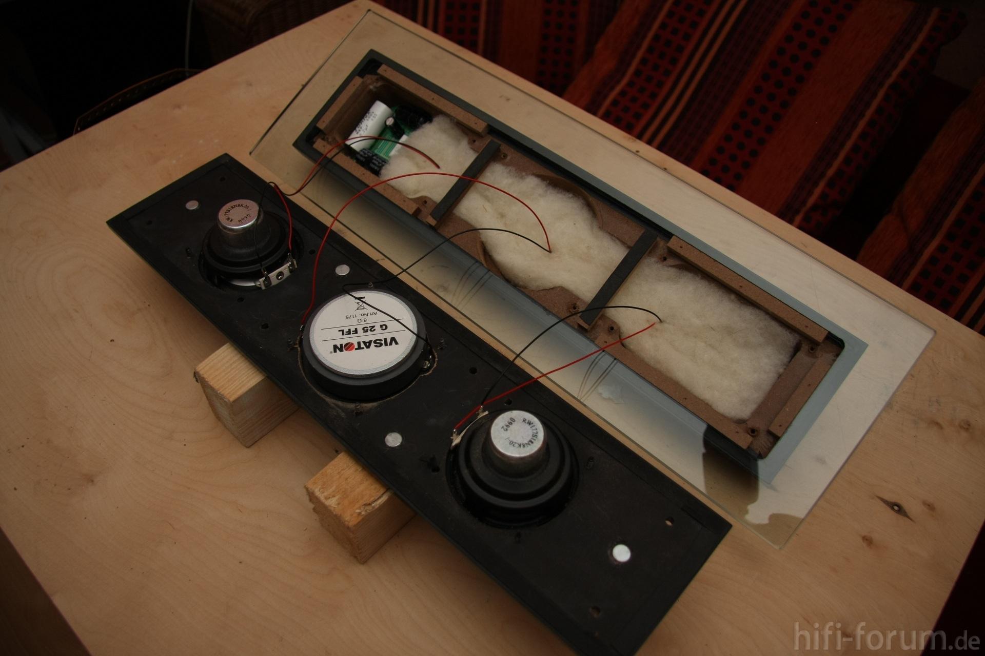 umbau teufel motiv 6 anschluss der chassis doityourself ffl g25 g25ffl motiv teufel. Black Bedroom Furniture Sets. Home Design Ideas