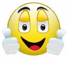 smiley daumen