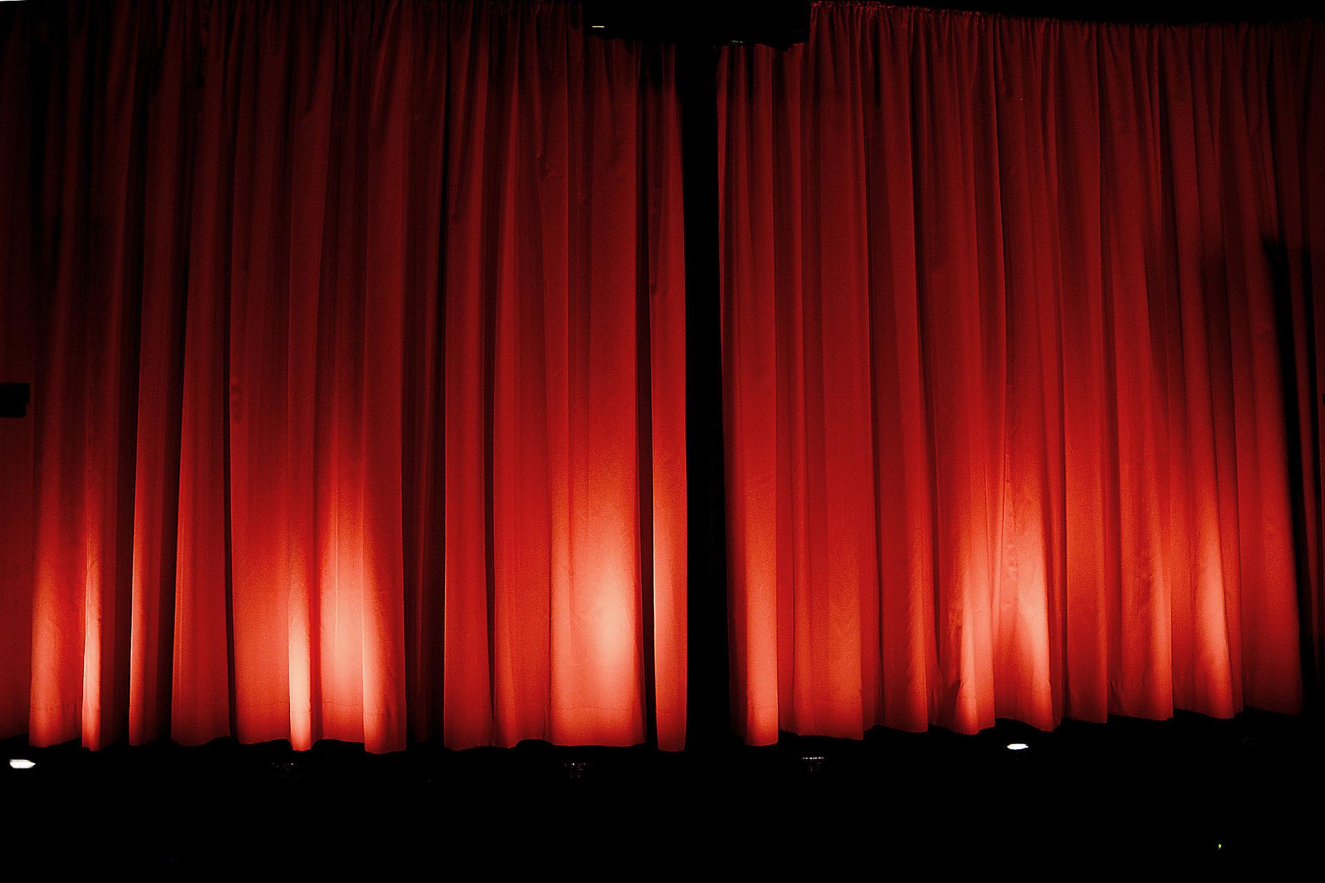 Vorhang Theater Galerie : Blauer vorhang affordable cm with