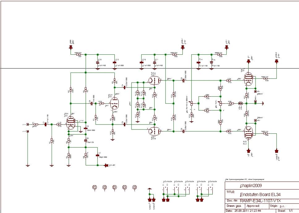 AMP Schema | doityourself, elektronik, schema | hifi-forum.de ...