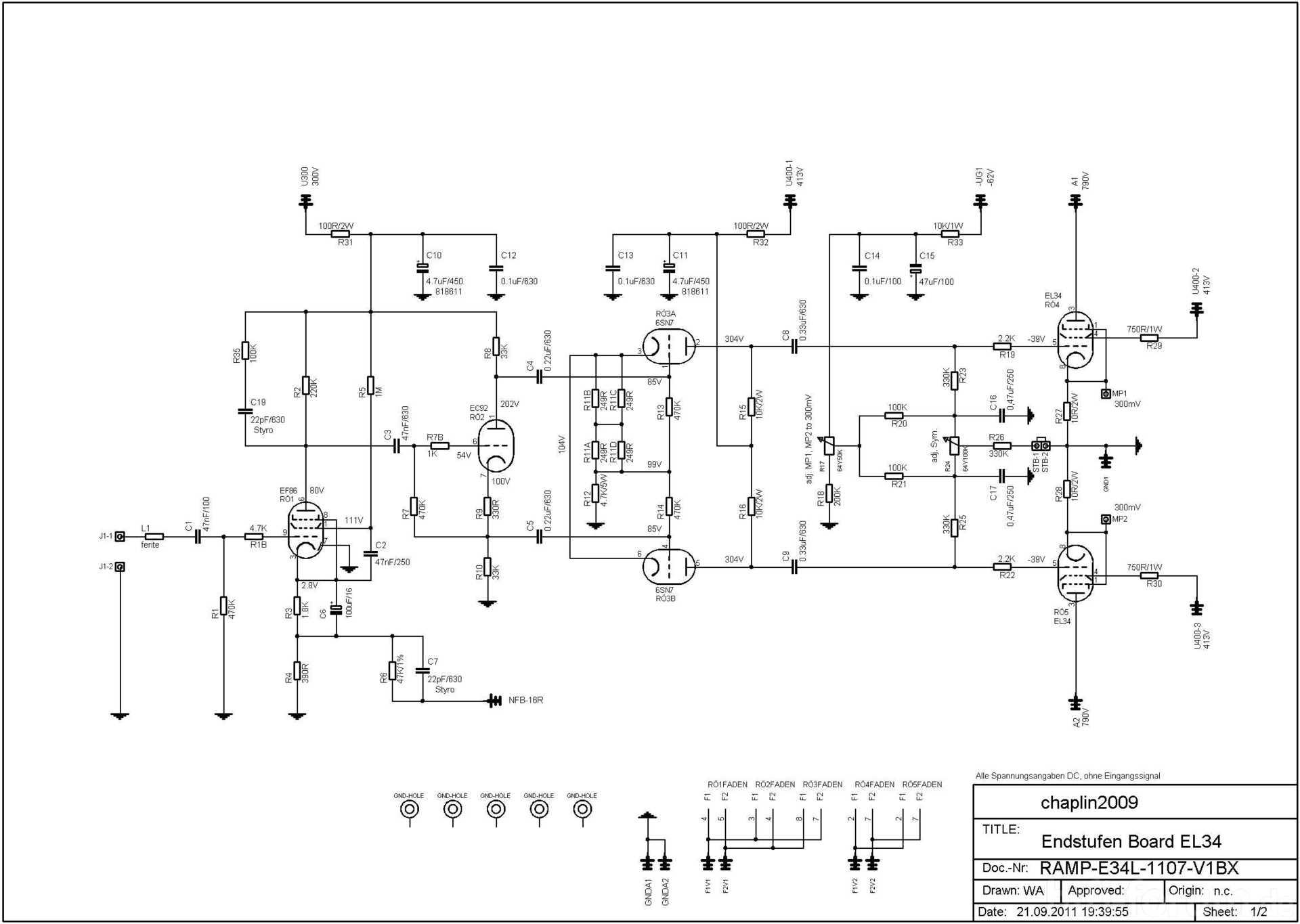 EL34-Schema | doityourself, elektronik, schema | hifi-forum.de ...